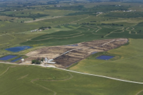 Sold - Online Only Auction 87.71 Acre Feedlot