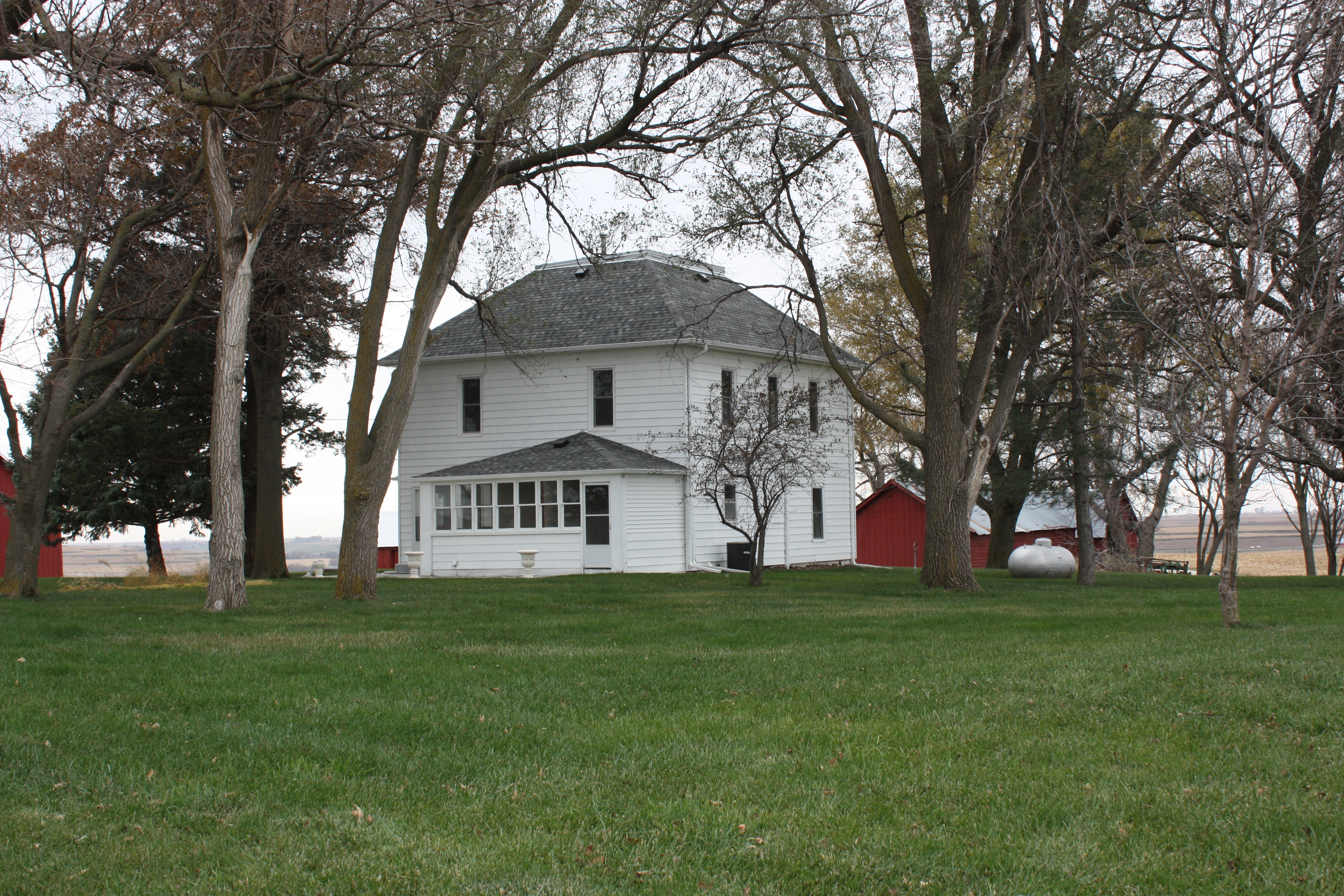 UNDER CONTRACT - 160 acre Land Auction Shelby County Iowa